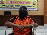 Pembunuh Sekeluarga di Serang: Saya Terima Apa Pun Hukumannya