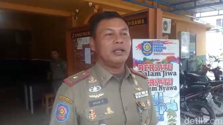 Adu Mulut di Tempat Dugem, Pejabat BNN Riau Juga Caci Maki Kasatpol PP