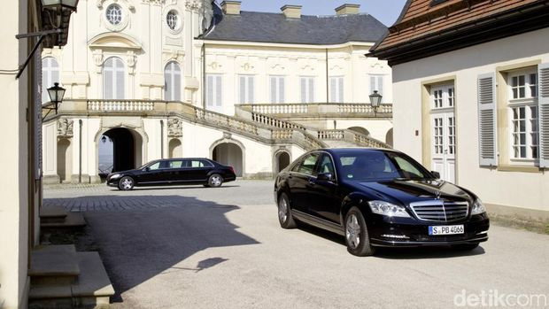 Mobil Mahal Para Pemimpin Negara, Mobil Dinas Jokowi Ada?