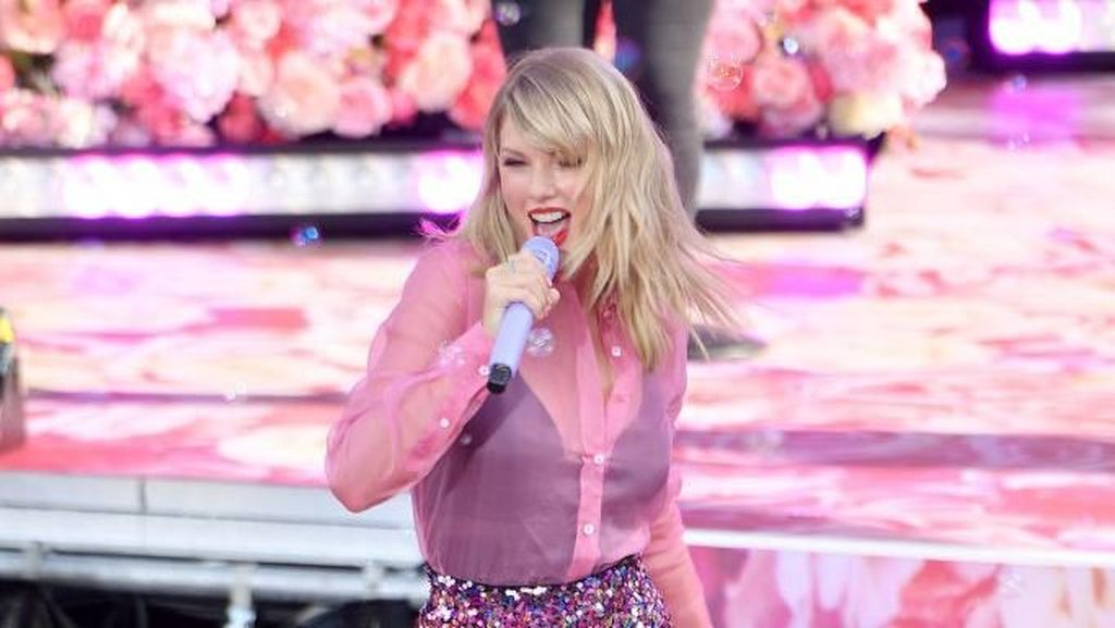 Berseteru karena Hak Cipta, Scooter Braun Puji Karya Taylor Swift