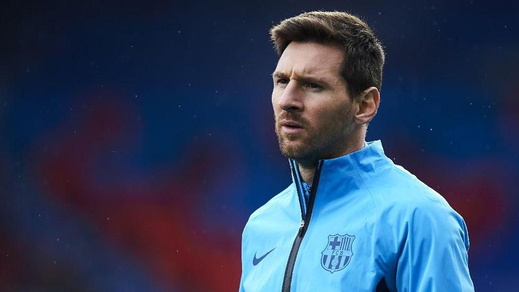 Messi Sudah Latihan Lagi, Real Betis: Jangan Buru-Buru, Leo