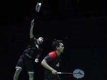 Menang Lagi, Ahsan/Hendra ke Semifinal BWF Finals