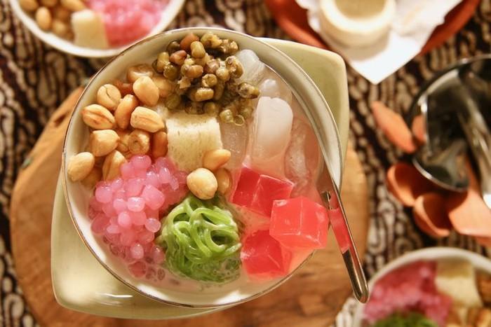 Makanan khas Malang. Foto: iStock