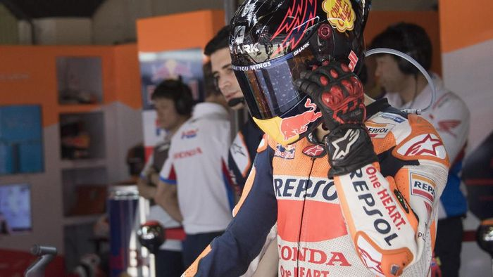 Rider Repsol Honda Jorge Lorenzo. (Foto: Mirco Lazzari gp/Getty Images)