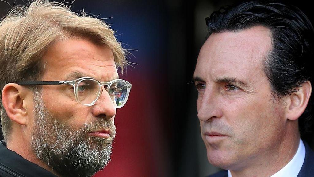Liverpool vs Arsenal: Klopp Tak Terkalahkan, Emery Belum Menang