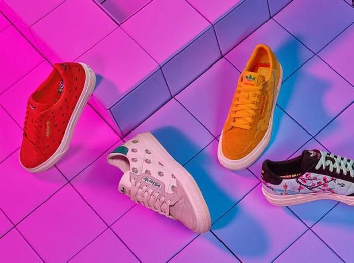 Sneakers adidas x Arizona Iced Tea. (Foto: Dok. adidas)