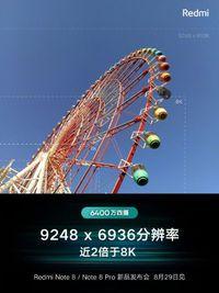 Redmi Note 8 Pro Pamer Kemampuan 25x Zoom