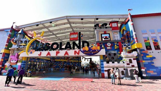 10 'Theme Park' Paling Populer di Jepang