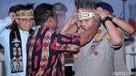 Silaturahmi Mahasiswa-Masyarakat Papua dengan Forkopimda