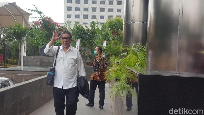 Deddy Mizwar Penuhi Panggilan KPK, Mengaku Tak Tahu Soal Iwa Karniwa