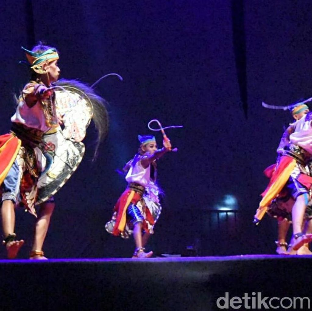 58 Kelompok Meriahkan Festival Jaranan ke-24 Trenggalek Terbuka