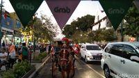 GrabAndong Diluncurkan di Yogya, Naik Andong Jadi Makin Seru!
