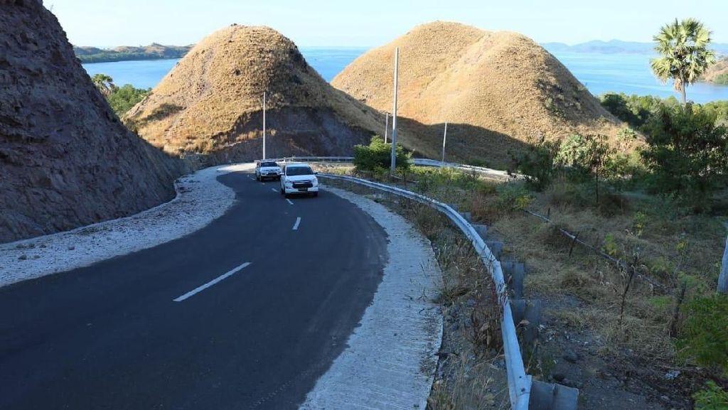 Rp 1 Triliun untuk Perkuat Akses di Danau Toba hingga Labuan Bajo