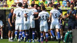 Chelsea-nya Lampard Akhirnya Menang