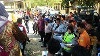 Jasa Raharja Beri Santunan ke Korban Kecelakaan KM Santika Nusantara