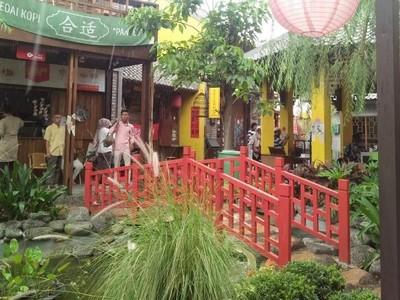 Main ke Chinatown Bandung Yuk!