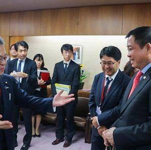 RI Ajak Jepang Garap Energi Bersih Berbasis Kelapa Sawit