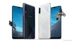 Galaxy A50s & A30s Resmi Dirilis, Ini Spesifikasi Lengkapnya