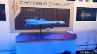 Disney Rencanakan Bangun Hotel dalam Bentuk Pesawat Star Wars