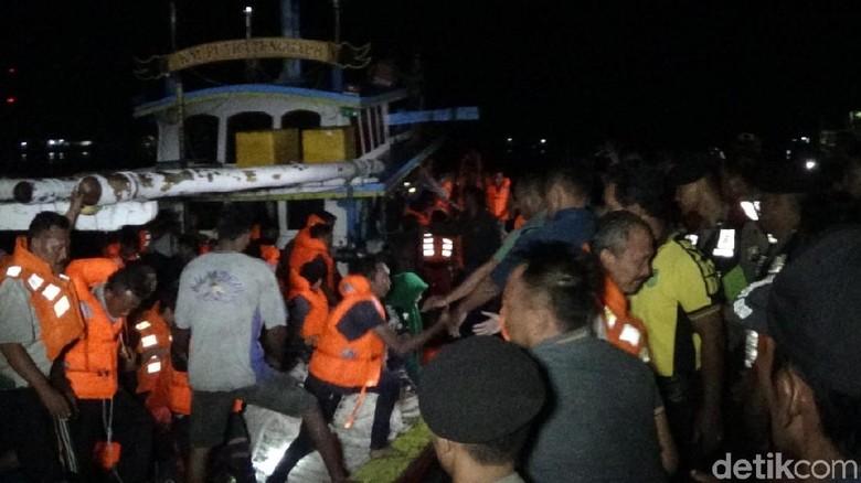 5 Penumpang KM Santika Nusantara yang Selamat Kembali Ditemukan