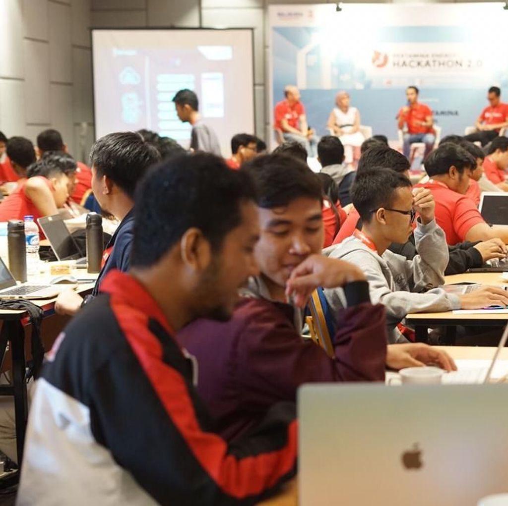 847 Developer Milenial Ikut Pertamina Energy Hackathon 2.0