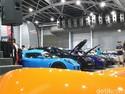 108 Mobil Adu Kece di IAM Singapura