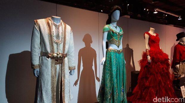 Putri Jasmine dan Aladdin