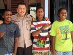 Bertemu Mahasiswa Papua, Kapolres Sukabumi: Mereka Ingin Fokus Belajar