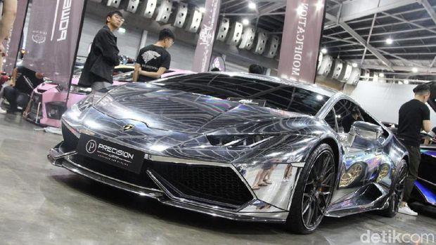 Lamborghini Modif di IAM Singapura 2019