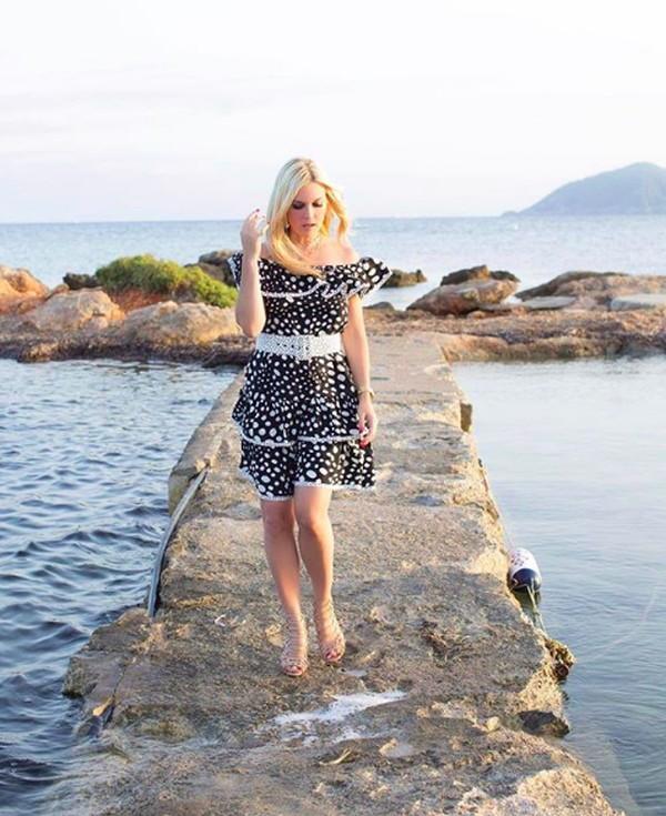 Wanita tajir ini juga pernah liburan ke Ibiza, Spanyol (tinsleymortimer/Instagram)
