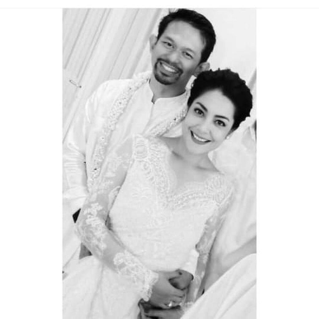 Kisah Pernikahan Lulu Tobing dengan Cucu Raja Kapal