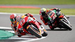 Marquez: Yamaha Akan Jadi Lawan Utama di MotoGP Inggris