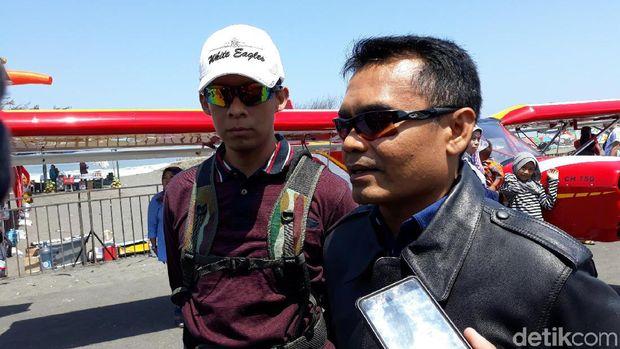 Gagal Landing, 3 Penerjun Jogja Air Show 2019 Tercebur ke Laguna