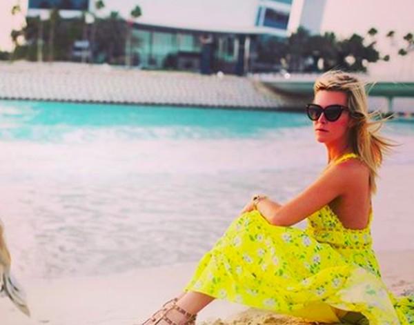 Pesona Dubai, UEA pun tak luput dari daftar liburannya (tinsleymortimer/Instagram)