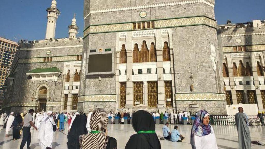 Allhamdulilah, Bisa Ziarah ke 3 Masjid Utama Islam