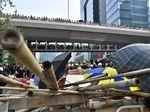 Hong Kong Kembali Tensi Tinggi