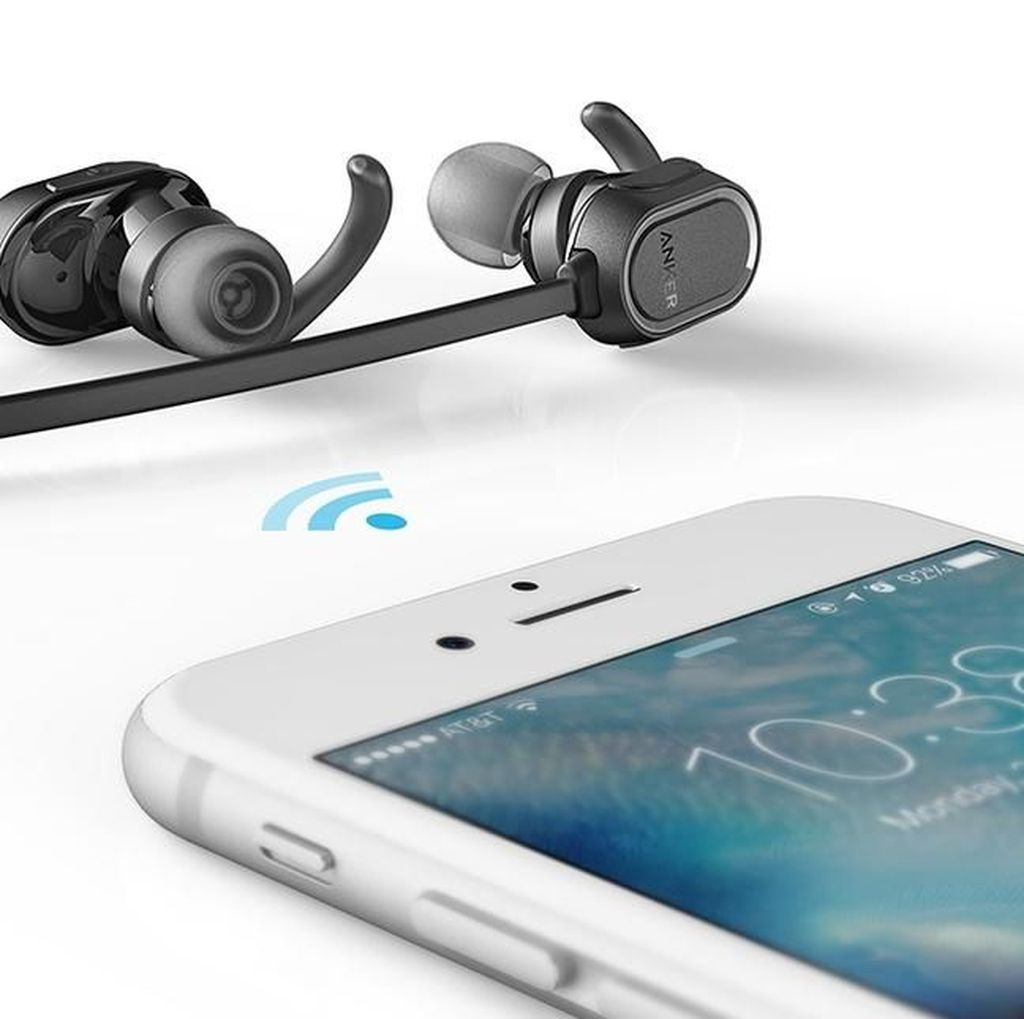 SoundBuds Sport, Earphone Wireless yang Diklaim Tahan 8 Jam