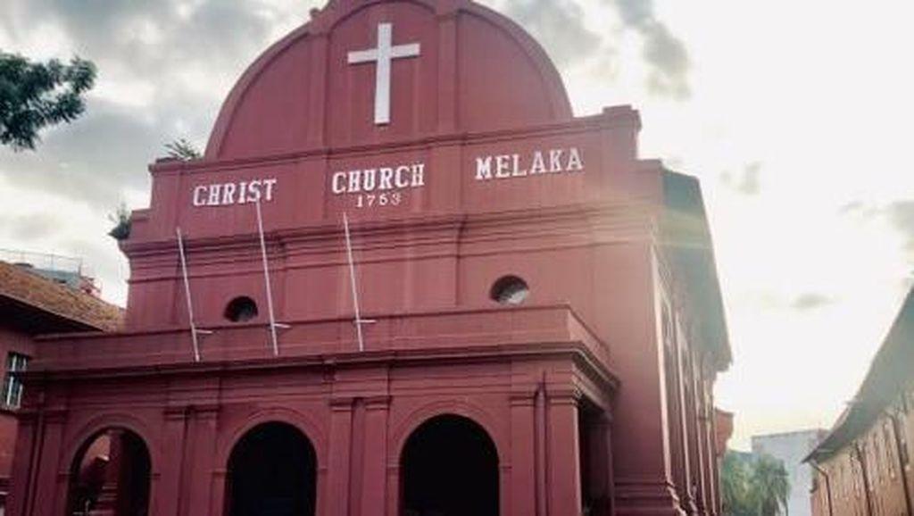 Melaka, Kota Warisan Dunia UNESCO Tak Jauh dari Indonesia
