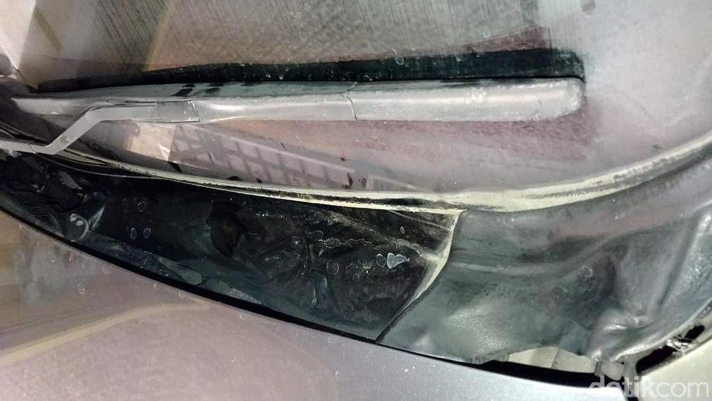 Cerita Bupati Tegal Diminta Polisi Pulang Usai Mobilnya Dibakar OTK