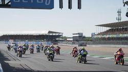 Saksikan Live Streaming MotoGP Inggris di Detiksport
