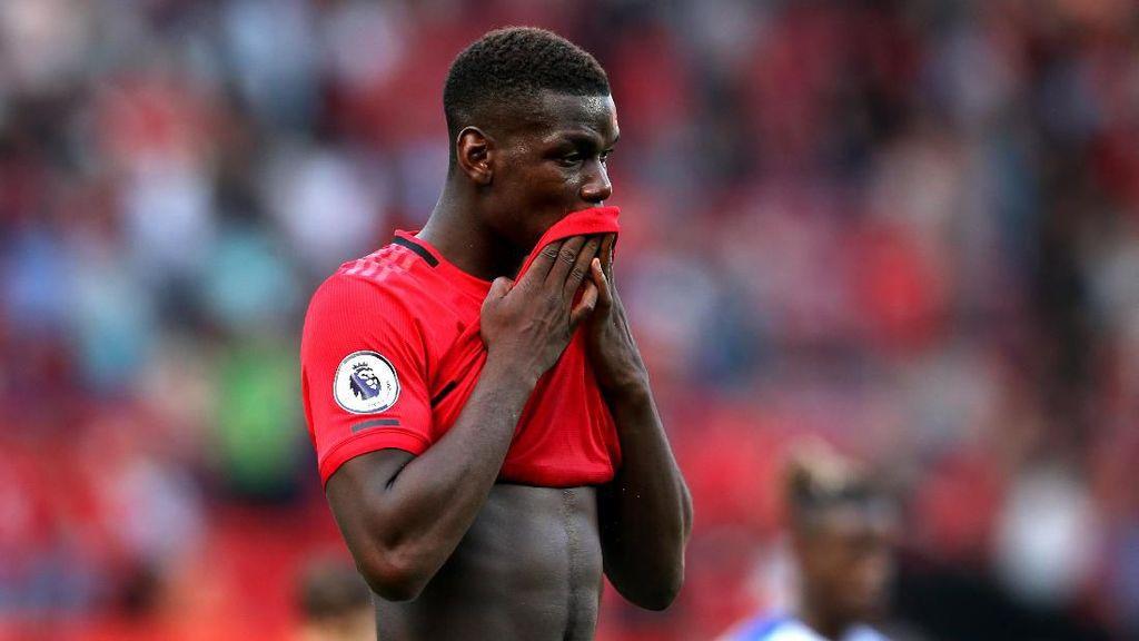 Kesalahan Pogba Berujung Gol Kemenangan Palace, Solskjaer Membela