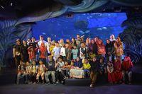 Bahagianya Louis & Anak Bantargebang Berkunjung ke Jakarta Aquarium