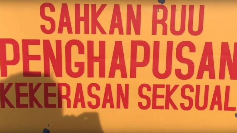 Ditunda, RUU PKS Pidanakan Siulan Menggoda hingga Begal Payudara