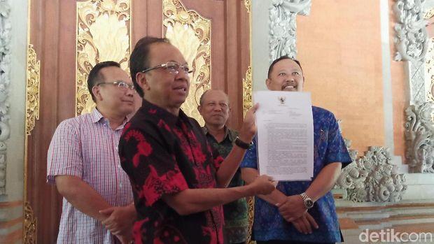 Koster Minta Pelindo III Setop Reklamasi di Pelabuhan Benoa