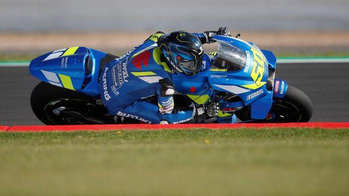 Suzuki bertekad lebih konsisten di MotoGP 2020. (Foto: David Klein / Reuters)