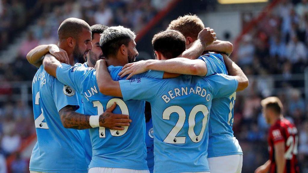 City Mulai Ancam Posisi MU sebagai Tim Terkaya di Manchester