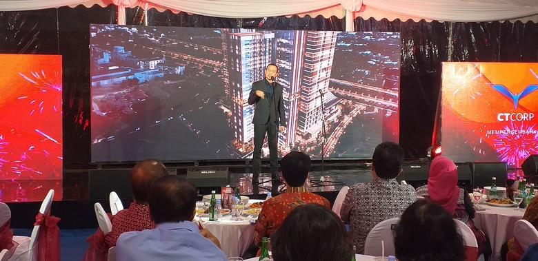 Canda Cak Lantong Kocok Perut Tamu Acara Trans Icon Surabaya