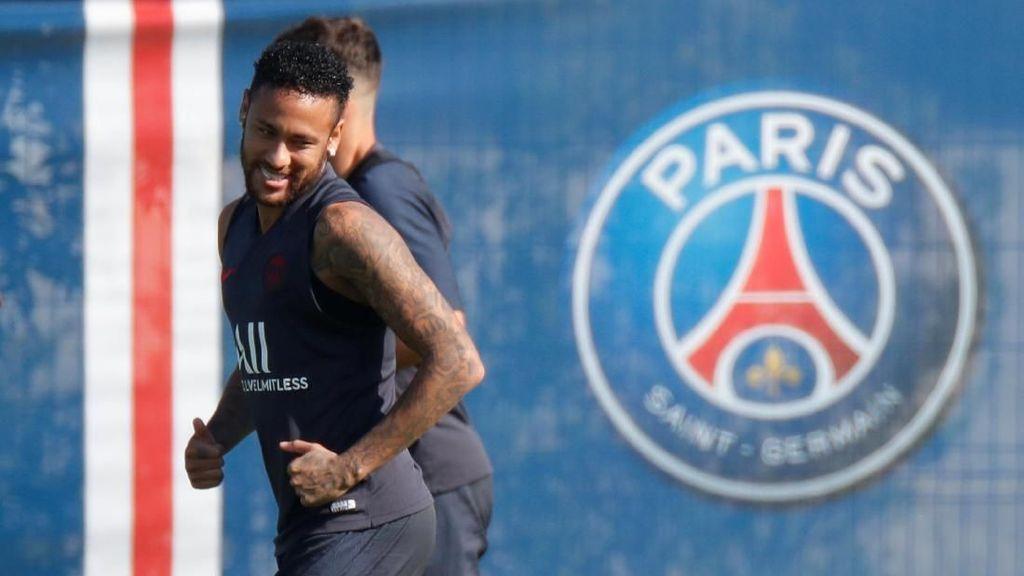 Neymar Tak Akan Main Sebelum Masa Depannya Jelas