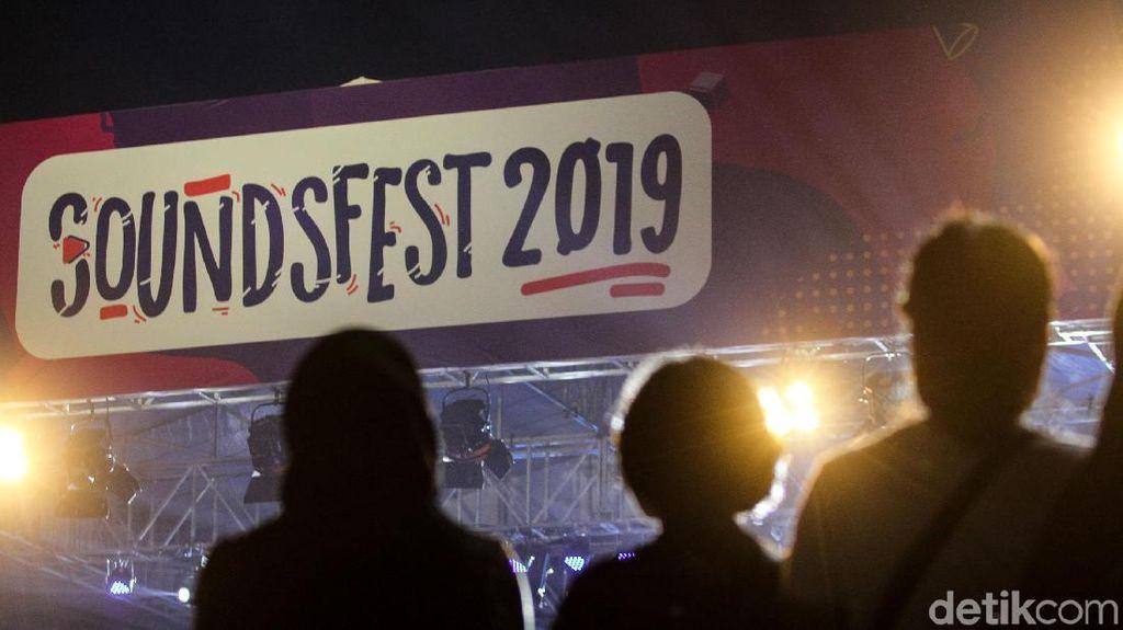 Dari Raisa hingga Tulus, Kemeriahan Hari Pertama Soundfest 2019