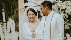 Posting Foto Nikah dengan Glenn Fredly, Mutia Ayu: Forever Love